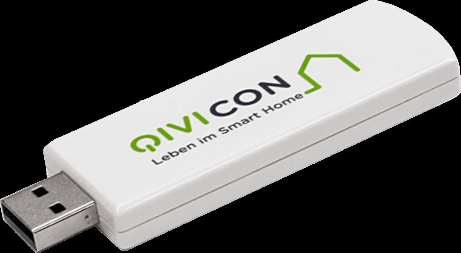 qivicon zigbee-funkstick - smarthome erweiterung